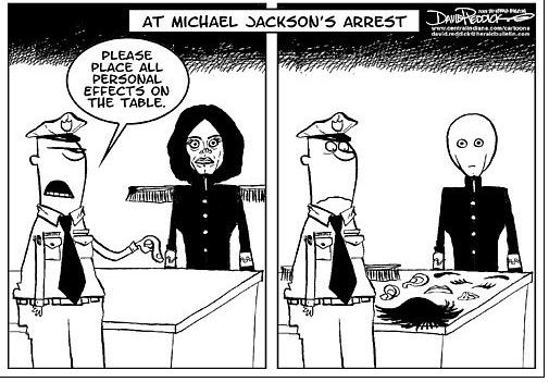 Cartoons - MJ